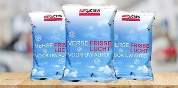 Verse frisse lucht in je auto!
